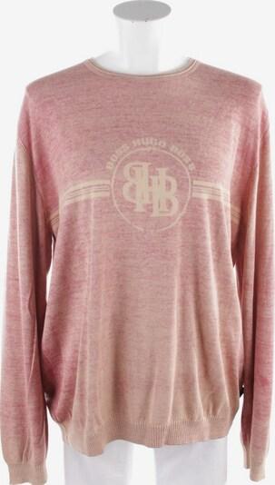 HUGO BOSS Pullover / Strickjacke in L in pastellrot, Produktansicht