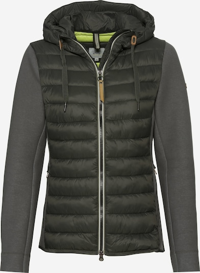 CAMEL ACTIVE Jacke in grau / grün, Produktansicht