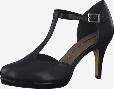 TAMARIS Augstpapēžu kurpes melns, Preces skats