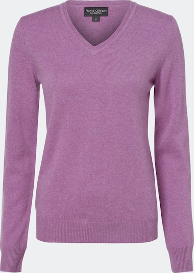 Franco Callegari Pullover in lila, Produktansicht