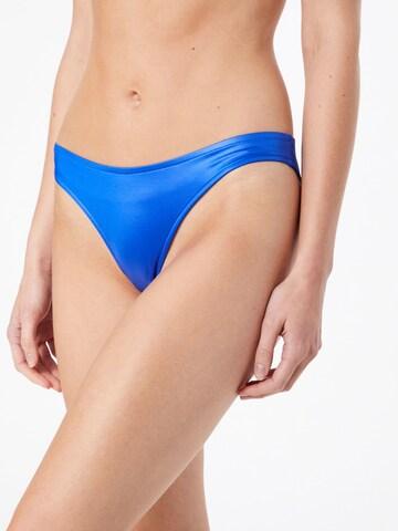 Calvin Klein Swimwear Bikinihousut 'MODERN' värissä sininen