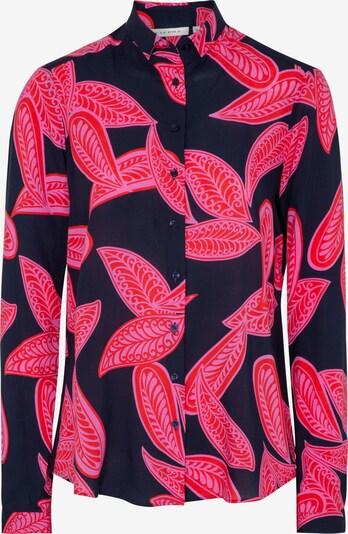 ETERNA Bluse in marine / pink, Produktansicht