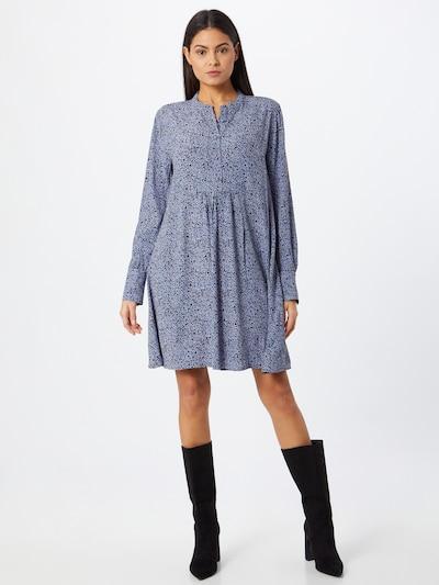 modström Kleid in rauchblau / mischfarben, Modelansicht