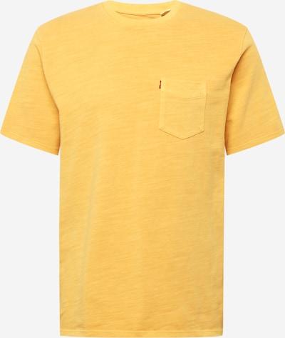 LEVI'S Shirt 'SUNSET' in de kleur Safraan, Productweergave