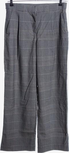 MONKI Culottes in M in hellgrau / schwarz, Produktansicht
