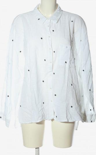 ZARA Langarmhemd in XL in weiß, Produktansicht
