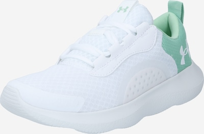 UNDER ARMOUR Sportschuh 'Victory' in mint / weiß, Produktansicht