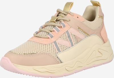 PS Poelman Låg sneaker i beige / persika / rosa, Produktvy