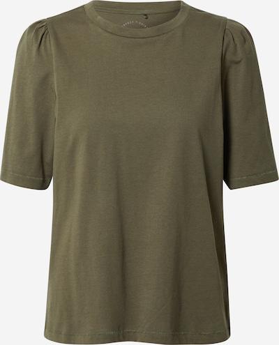 ONLY Camiseta 'NORA' en verde oscuro, Vista del producto