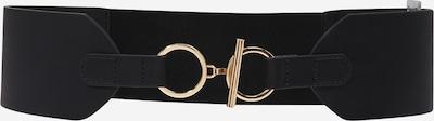 ONLY Gürtel 'Aileen' in gold / schwarz, Produktansicht