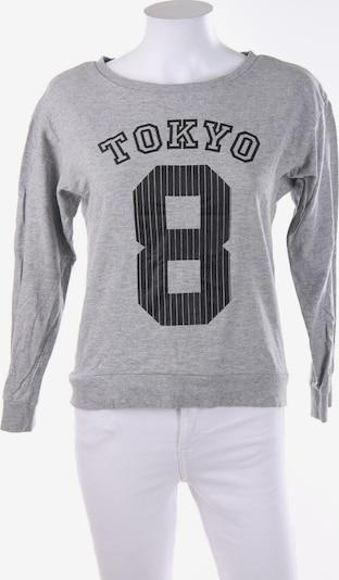 H&M Sweatshirt in XS in grau, Produktansicht