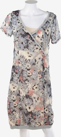 Sandwich Dress in XS in Grey