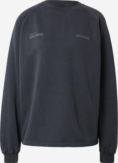 Afends Sweatshirt 'Boundary' in grau / schwarz, Produktansicht