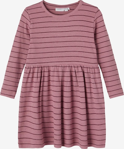NAME IT Kleid in rosa / weinrot, Produktansicht