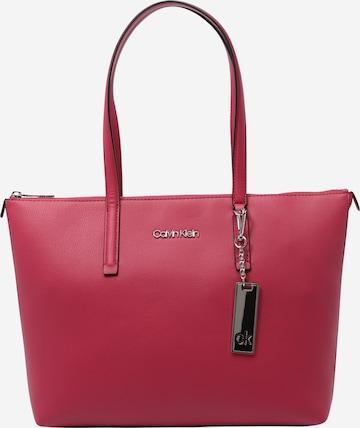 Shopper di Calvin Klein in rosa