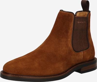 GANT Chelsea Boots 'Akron' in Cognac / Dark brown, Item view