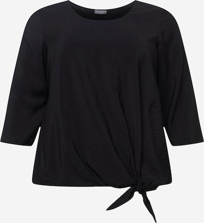 Bluză SAMOON pe negru, Vizualizare produs