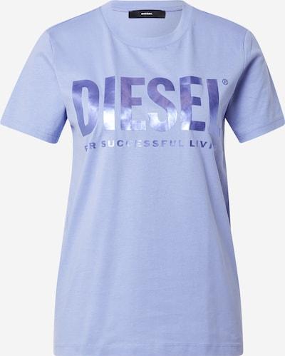 DIESEL Majica 'T-SILY-WX' u lavanda / tamno ljubičasta, Pregled proizvoda