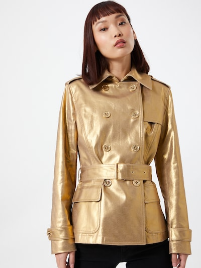 Lauren Ralph Lauren Prijelazna jakna 'LEILANIE' u zlatna, Prikaz modela