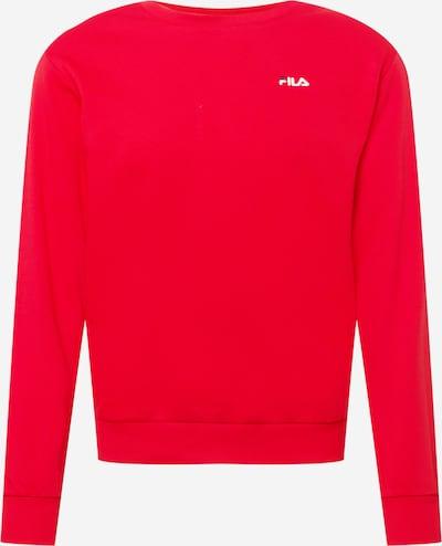 FILA Sweatshirt 'Edsel' in nachtblau / cranberry / weiß, Produktansicht