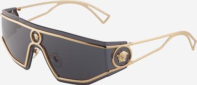 VERSACE Sonnenbrille '0VE2226' in gold / dunkelgrau, Produktansicht