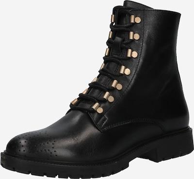 Fred de la BretoniÈre Lace-Up Ankle Boots in Black, Item view