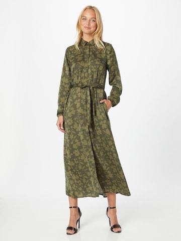 Guido Maria Kretschmer Collection Košeľové šaty 'Georgia' - Želená