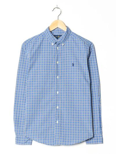 Ralph Lauren Hemd in M-L in enzian, Produktansicht
