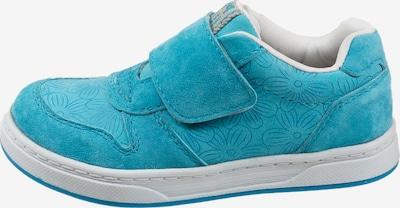 Pio Sneaker 'BLUMEN' in blau, Produktansicht