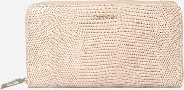 Calvin Klein Geldbörse in Grau
