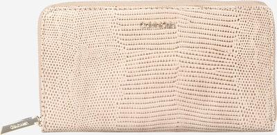 Calvin Klein Портмоне в таупе сиво, Преглед на продукта