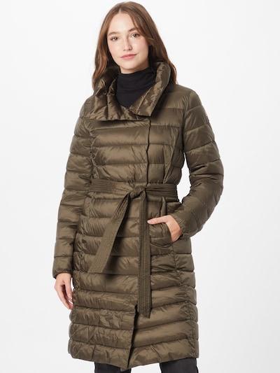 Esprit Collection Mantel in khaki, Modelansicht