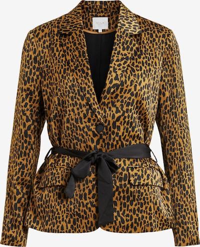 VILA Blazer 'Mahla' en marron / noir, Vue avec produit