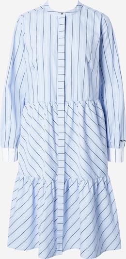 Rochie tip bluză 'NUCLOVE' NÜMPH pe albastru deschis / albastru închis / alb, Vizualizare produs