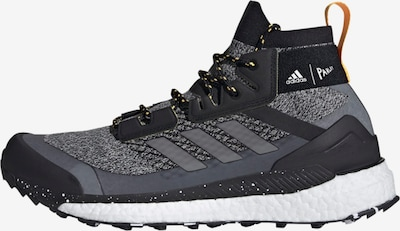 ADIDAS PERFORMANCE Zapatos deportivos 'Terrex Free Hiker Parley' en gris moteado / negro, Vista del producto