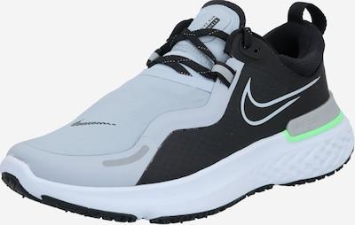 NIKE Běžecká obuv - světlemodrá / černá, Produkt