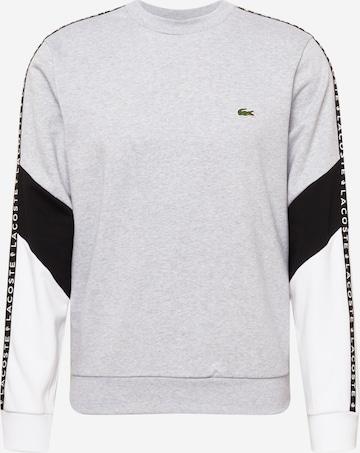 LACOSTE Sweatshirt in Grau