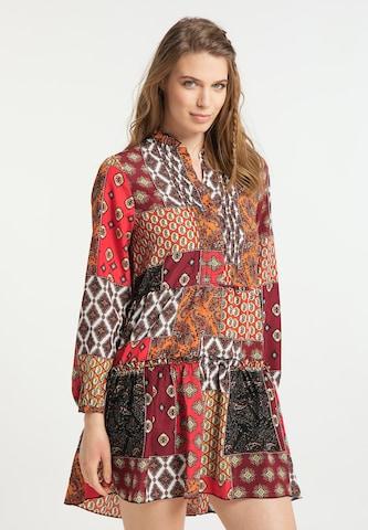 usha FESTIVAL Summer Dress in Mixed colors