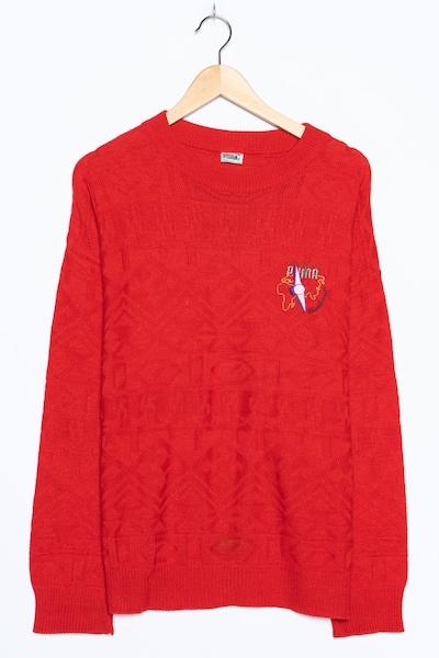 PUMA Pullover in XL in rot, Produktansicht