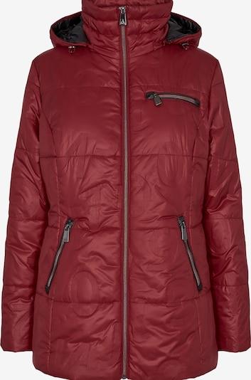JUNGE Steppjacke 'Cora' in rot, Produktansicht