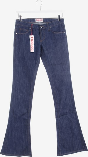 Fiorucci Jeans in 29 in dunkelblau, Produktansicht