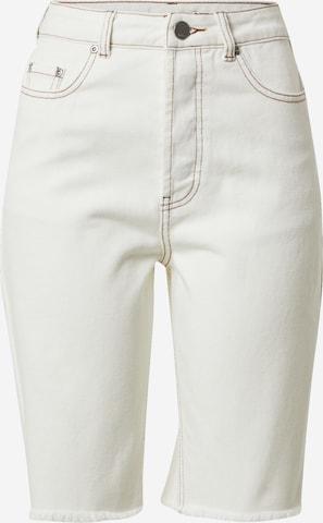 Jeans 'Marianna' de la LeGer by Lena Gercke pe alb