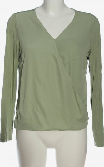 ONE MORE STORY Langarm-Bluse in XS in khaki, Produktansicht