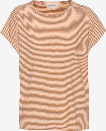 ARMEDANGELS Shirt 'Ofeliaa Pretty' in Orange