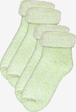 ROGO Socken in Grün