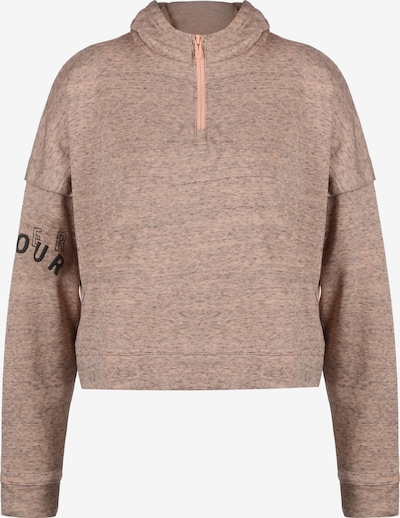 UNDER ARMOUR Sportpullover 'Terry' in rosa, Produktansicht