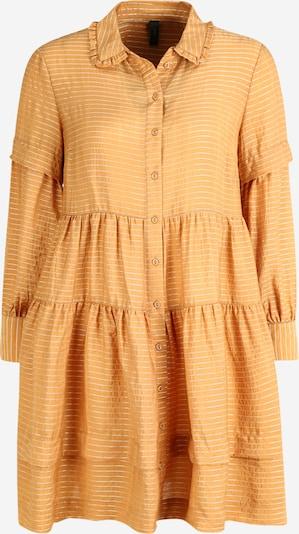 Y.A.S (Petite) Šaty 'Lori' - hnědá / bílá, Produkt