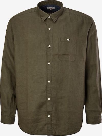 s.Oliver Koszula w kolorze khakim, Podgląd produktu