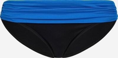 Lauren Ralph Lauren Bikinihose 'Glamour' in kobaltblau / schwarz, Produktansicht