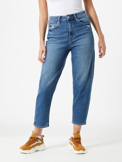 GAP Jeans 'Barrel' in blue denim, Modelansicht